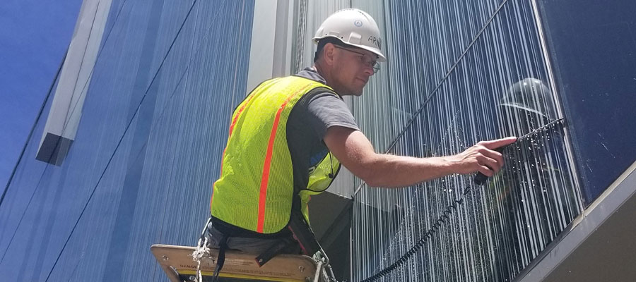 boise commercial window cleaning